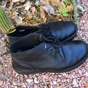 Dr. Martens Sussex Chukka Boots Black Mens Size 11